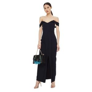 Topshop long formal dress size 6